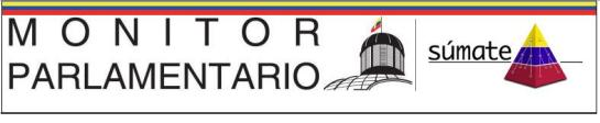 1067 Monitor Parlamentario Sumate